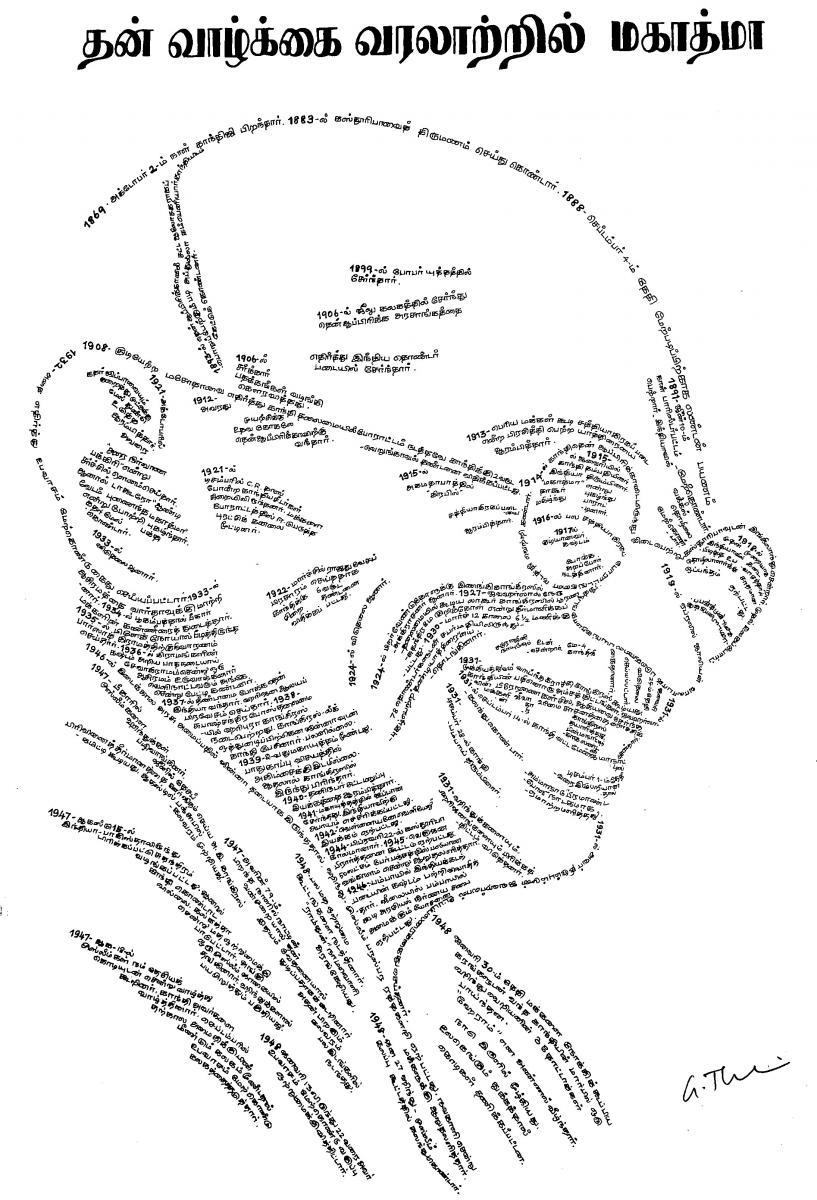 Mahatma-Tamil