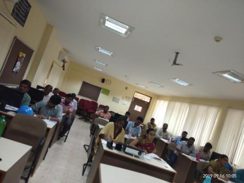 spoken hindi corporate class - ITC