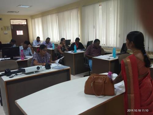 spoken hindi corporate class - ITC2