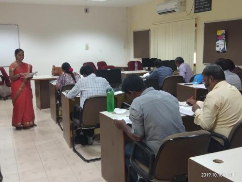 spoken hindi corporate class - ITC3