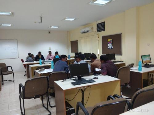 spoken hindi corporate class - ITC4