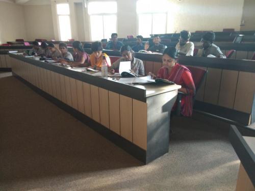 spoken hindi corporate class - KPRcollege
