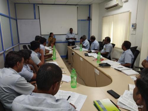 spoken hindi corporate class - Propel Industries 4