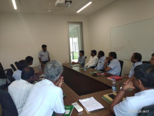 spoken hindi corporate class - Propel Industries 5