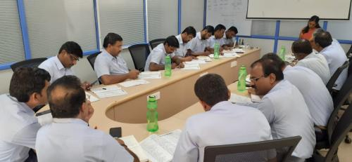 spoken hindi corporate class - Propel Industries 7