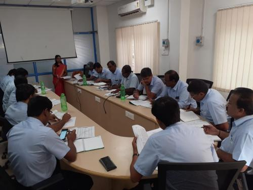 spoken hindi corporate class - Propel Industries 8